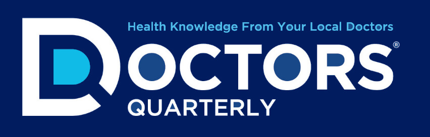Doctors Quarterly Logo - Navy Blue