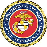 Department of Navy - United States Marine Corp Logo