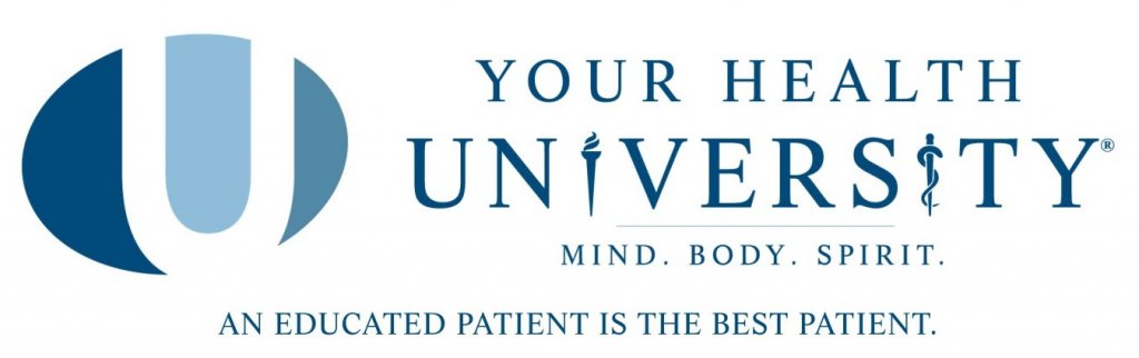 Your Health University Logo and Banner