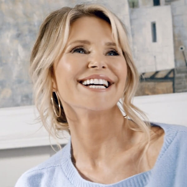 Christie Brinkley for Ultherapy