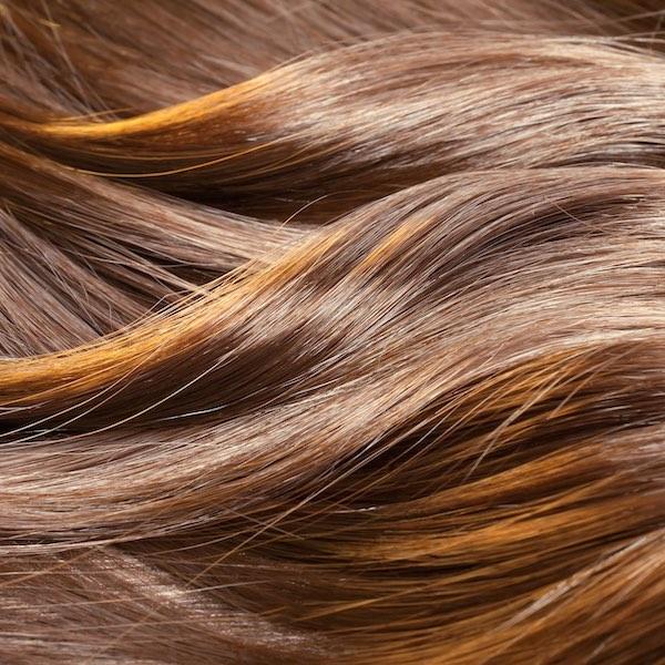 Flowing Hair